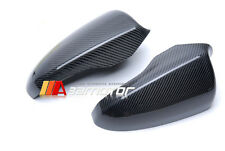 Replacement Carbon Fibre Door Side Mirror Covers for BMW F10 M5 & F06 F12 F13 M6