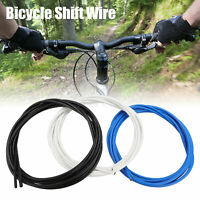 Bike Bicycle Complete Front & Rear Wire Gear Brake Cable Set Gear Kit Housing US