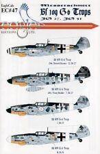 Eagle Cal 1/72 Messerschmitt Bf 109G-6 trop # 72047