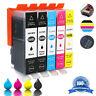 5 PACK  Ink Cartridge  564XL for PhotoSmart 5511 7510 7520 7525 D5445 7515 7520