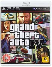 GTA IV Grand Theft Auto - PS3 Playstation 3