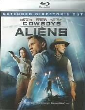Cowboys & Aliens (Extended Director's Cut) / Blu-Ray