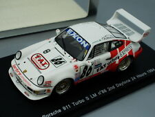 1/43 Spark Porsche 911 Turbo S Lm #86 2nd Daytona 24 Hours 1994
