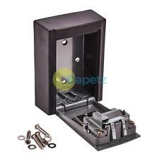 Llave almacenaje seguro caja - 4 Dígitos de pared acero