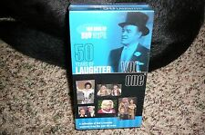 THE BEST OF BOB HOPE VHS TWO VOLUME TAPE SET 50 YEARS OF LAUGHTER NEW