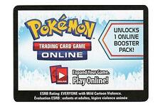 Pokemon Boundaries Crossed Promo Code Card for Pokemon TCG Online