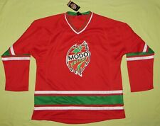 Modo Hockey / GURKAN #20 - 2012-2013 Home - MENS Ice-hockey Jersey / Shirt. L