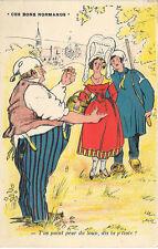 """humoristique"""" ces bons normands"""" grivoiserie"""