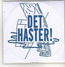 (CO184) Casiokids, Det Haster! 3 Songs - DJ CD