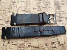 20mm Horween Chromexcel Vintage Brown Strap WCWC