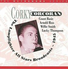Corky Corcoran - The Lamplighter All Stars Broadcast 1945 (CD, Hep, AM) NEW