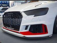 EZ-Lip Audi A3 S3 RS3 S RS 8P 8V Frontspoiler Spoilerlippe Spoiler Tuning NEU