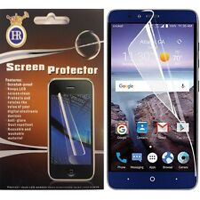 ZTE Blade Spark 4G High Quality Clear LCD Phone Screen Protector with Cloth