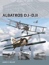 Air Vanguard: Albatros D. I - D. II 5 by James F. Miller (2013, Paperback)