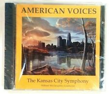 American Voices, The Kansas City Symphony, William McGlaughlin, Conductor
