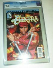 """Elektra #3 """"Nude Edition"""" (CGC 9.8 White) Recalled Uncensored Variant, Greg Horn"""