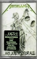 Metallica ..and Justice for All [Cassette Tape Album]