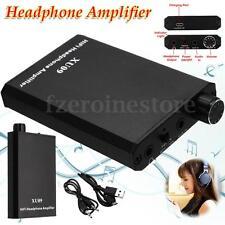 XU09 Portátil HIFI Auriculares Headphone Amplificador AMP Audio + USB Cable Kit