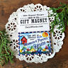 Memere Pepere Gift Magnet * New in Pkg * All Relatives USA Decorative Greetings