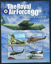 Maldive Is 2008 Anniversary of RAF sheetlet SG 4182a MNH
