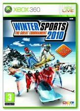 Winter Sports 2010: The Great Tournament Xbox 360 426017617 0921