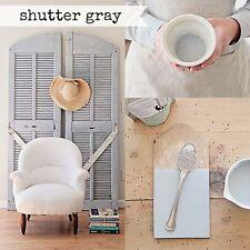 Miss Mustard Seed's Milk Paint - Shutter Gray - 1 qt. - furniture painting DIY