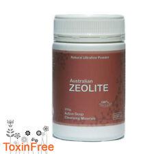 PURE Natural Ultrafine Zeolite Powder 200g - Detox & Remove Heavy Metals