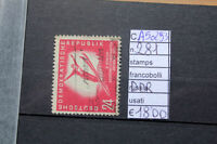 FRANCOBOLLI STAMPS GERMANIA GERMANY D.D.R. USATI USED N°281 (A50293)