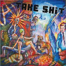 """Take Shit - Klischee-Bedarf [10""""LP][schwarz]"""