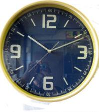 Relojes de pared sin marca color principal rojo