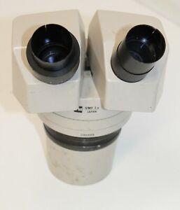 Olympus VMF 1x Stereo microscope head 296888 free shipping