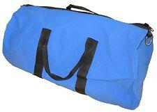 Rip-stop Canvas Bag  Blue Travel Bag, Overnight bag, Kit Bag  - Super Strong