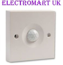 PIR AUTOMATIC MOVEMENT MOTION SENSOR ACTIVATED WALL LIGHT SWITCH