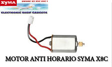 MOTOR ANTIHORARIO SYMA X8C (CABLE BLACK & RED WIRES).