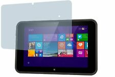 HP Pro Tablet 10 EE (2x) CrystalClear LCD screen guard protector de pantalla