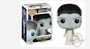 Pop! Universal Monsters Bride of Frankenstein Vinyl Figure by Funko