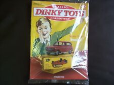 Classic Dinky Toys Collection Magazine Part # 13 RENAULT 4 L