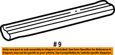 FORD OEM 92-02 E-350 Econoline Club Wagon Door-Weatherstrip Seal 6C2Z1521456AA