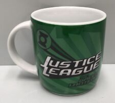 "JUSTICE LEAGUE "" THE GREEN LANTERN "" 370ML CERAMIC COFFEE CUP"