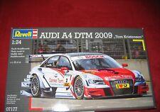 REVELL® 07177 1:24 AUDI A4 DTM 2009 Tom Kristensen NEU OVP