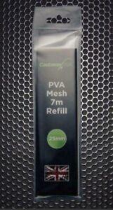 Castaway PVA 7M Refill 18MM,25MM,35MM  Boilie PVA Mesh