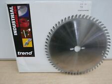 TREND INDUSTRIAL 303MM X 30MM X 60T TCT GENERAL PURPOSE SAW BLADE IT/90110256
