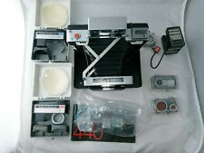 Polaroid 450 Land Camera & Accessories /Instruction Manual & Timer#192 & Case