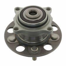 Rear Wheel Bearing Kit Inc Wheel Hub Fits Honda Accord VIII Febi 45848