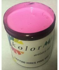 HiRez Pink SBQ Screen Print Emulsion - QUART