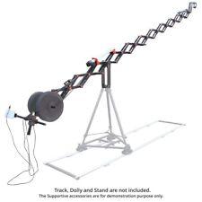 Powermatic Scissor 17ft Telescopic Camera Crane for 3-Axis Camera Gimbals DJI