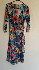 MISU FLORAL DRESS  SIZE M AUSTRALIA MADE
