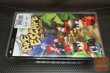Ape Escape: On the Loose 1st Print (Sony PSP 2005) FACTORY SEALED! - EX!