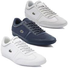 27fc3a8cf40b99 NEU LACOSTE MISANO SPORT 218 Herren EXCLUSVIE Sneaker LEDER Schuhe  Turnschuhe