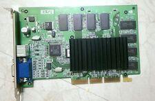 Elsa Gladiac 511TV-OUT Nvidia GeForce2 Mx AGP VGA Tarjeta de Vídeo